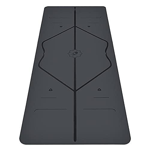 Liforme Esterilla Yoga Antideslizante - Mejor Colchoneta De Yoga del Mundo con Sistema De Alineación Original y Patentado - Yoga Mat Ecológica y Respetuosa con El Medio Ambiente