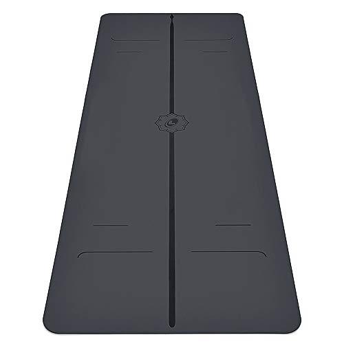 Liforme Esterilla Yoga Antideslizante Evolve - Mejor Colchoneta De Yoga del Mundo con Sistema De Alineación Original y Patentado - Yoga Mat Ecológica y Respetuosa con El Medio Ambiente