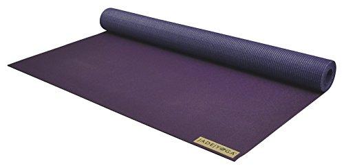 Jade Voyager esterilla de yoga de viaje de 16 mm de espesor 61 x 173 cm, morado