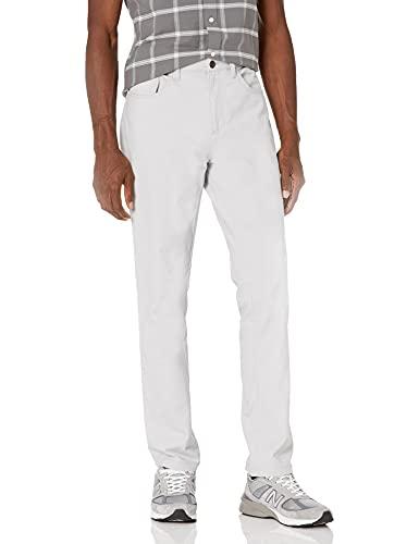 Amazon Essentials Track Jogger Pant athletic-pants, Carbón gris jaspeado, US M (EU M)