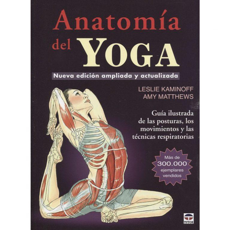 Comprar libro Anatomía del Yoga