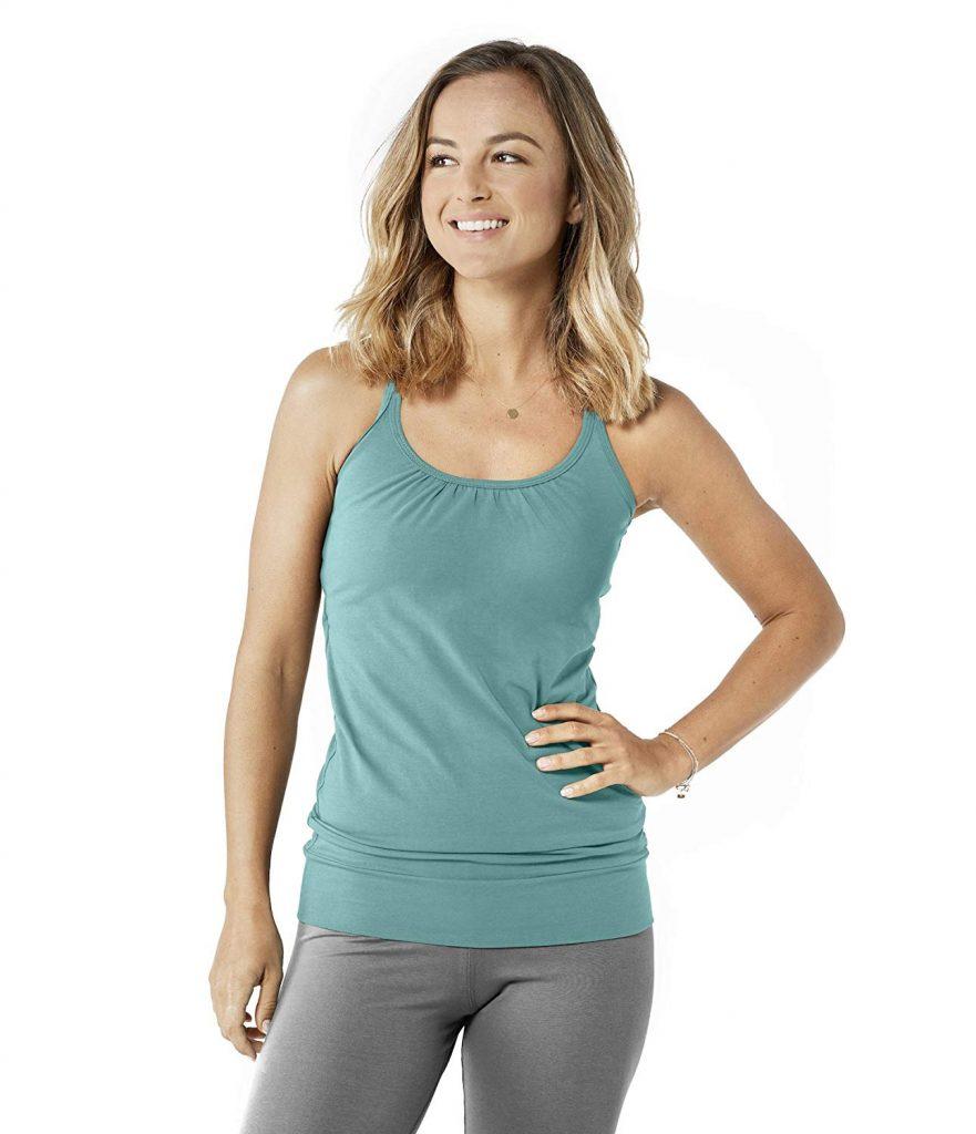 comprar camiseta de yoga