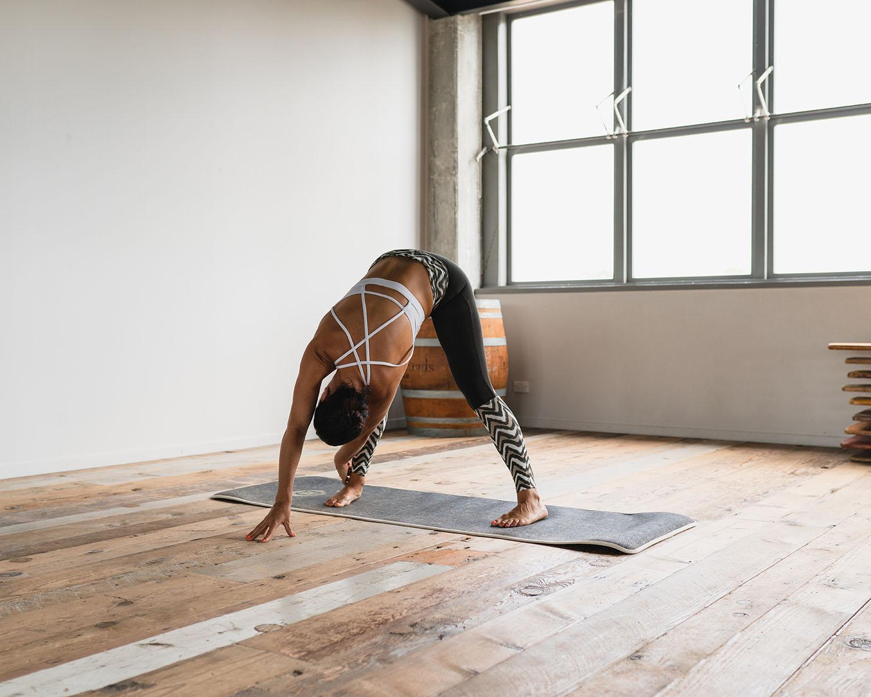 Cómo limpiar tu esterilla de yoga