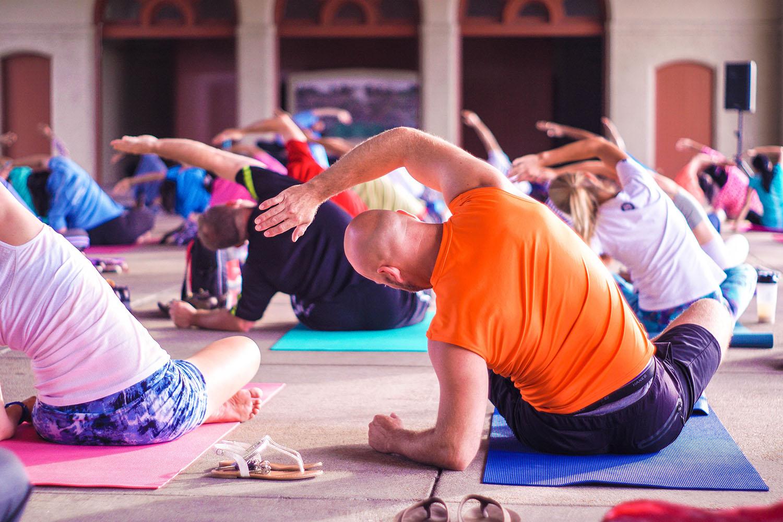 Vídeos para hacer Yoga en casa