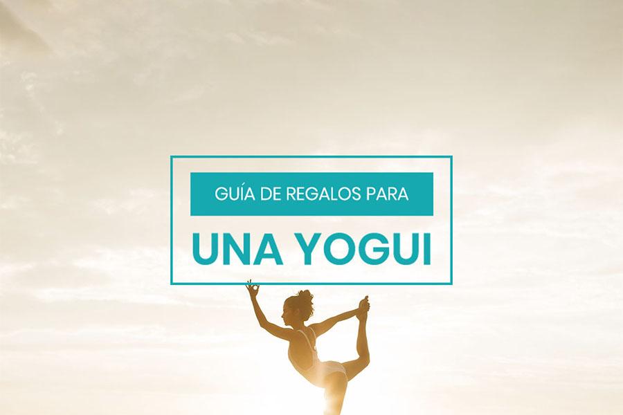 guía de regalos para una yogui
