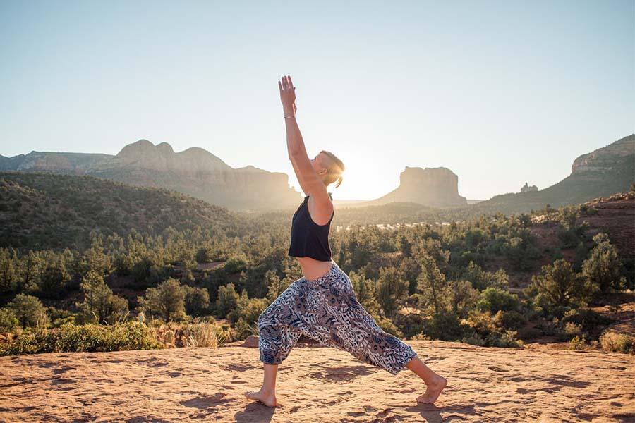 mejor momento para hacer yoga