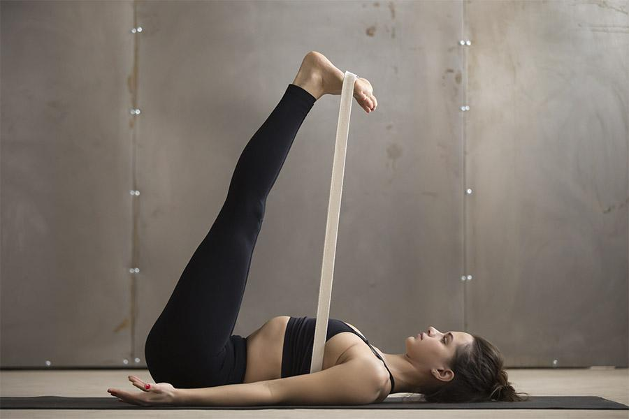 Cinturones de Yoga