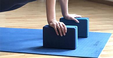 Packs de bloques de yoga