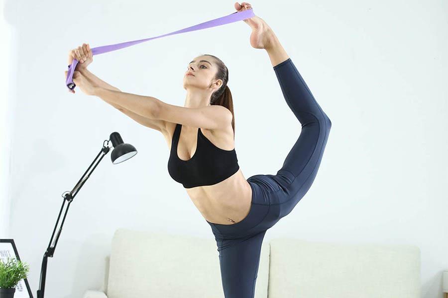 los mejores cinturones de yoga